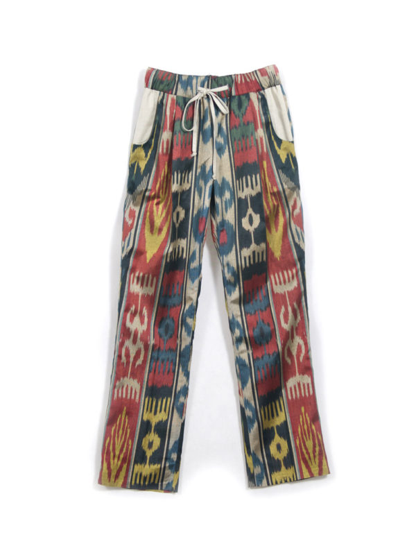 Ikat Draw-String Pants IK021