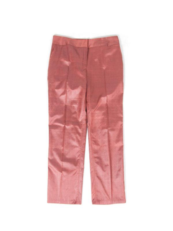 Dress Pants Red Brick