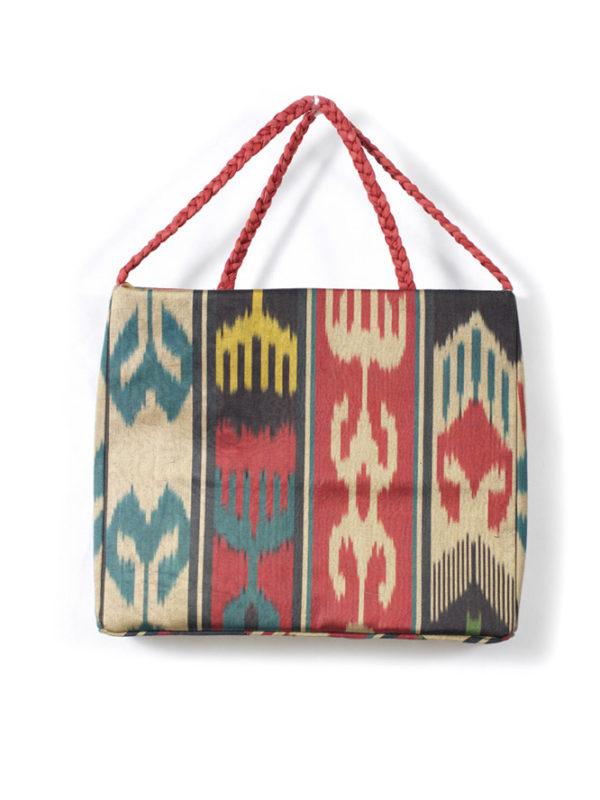 Braided-Ikat-Square-Bag-IK021b-