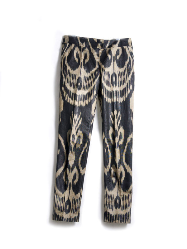 Ikat Dress Pants IK010