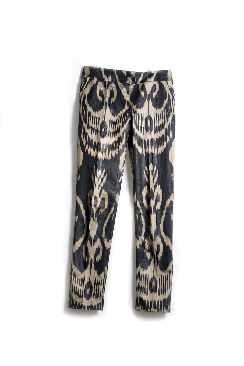 Ikat Dress Pants IK010
