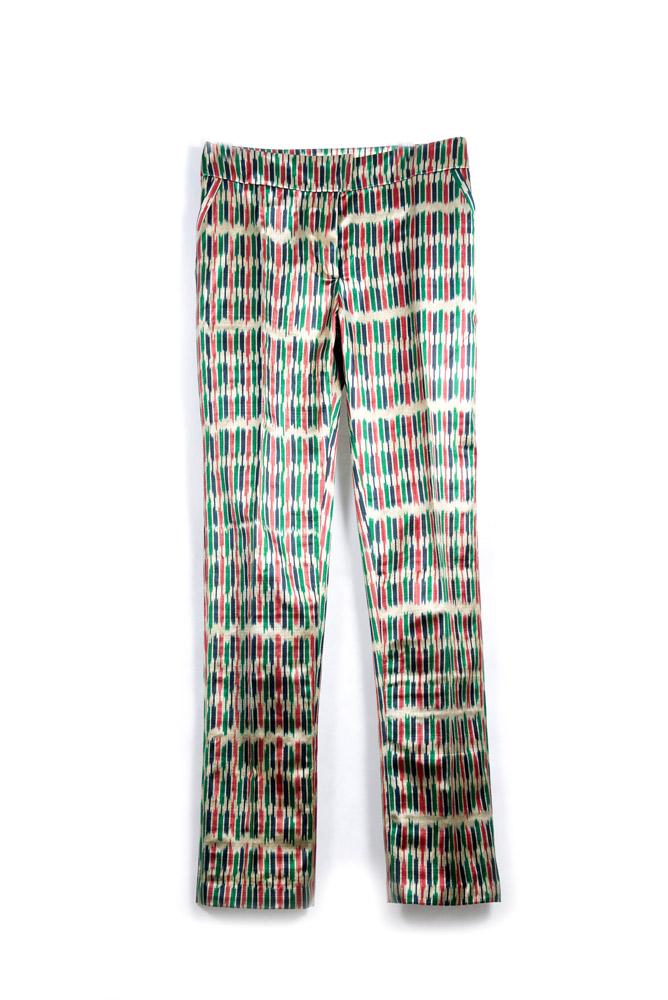 Ikat Dress Pants IK063