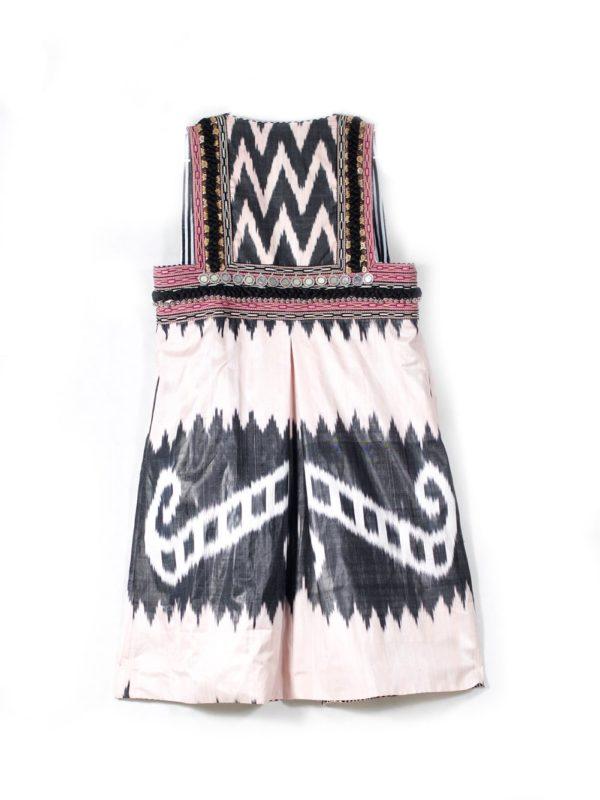 Decorated Ikat Vest