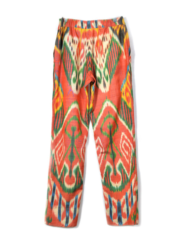 ikat slim pants