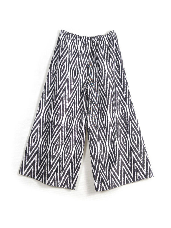 Ikat Pants with Pocket IK497