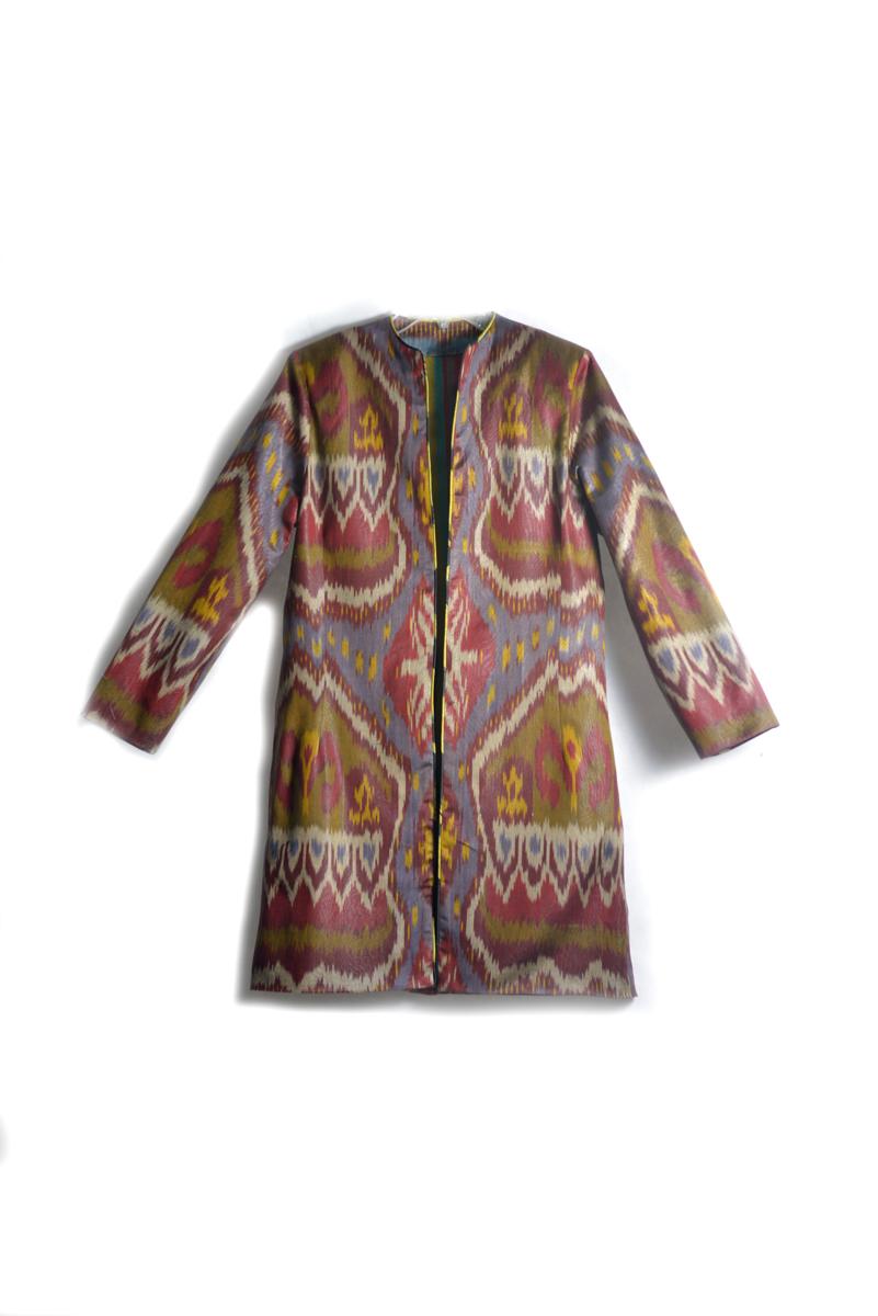 Classic Ikat Jacket IK045