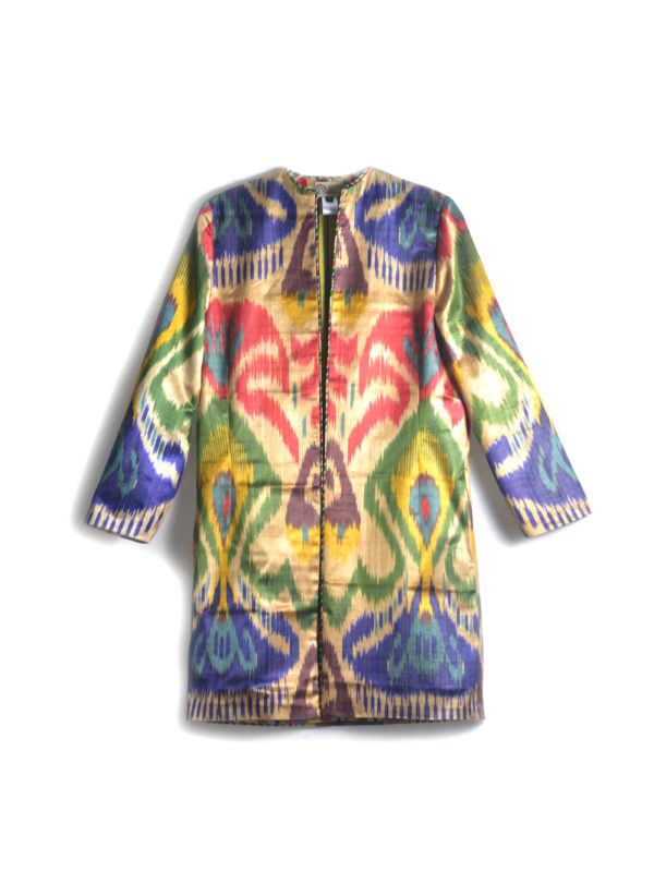 Classic Ikat Jacket IK553