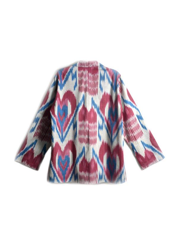 Men's Ikat Shirt COT76