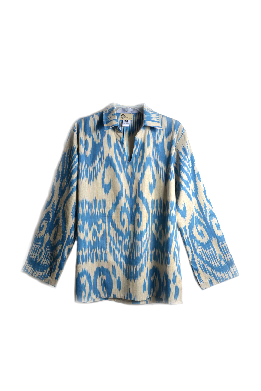 Bibi Hanum Online Shopping For Ikat Kaftans