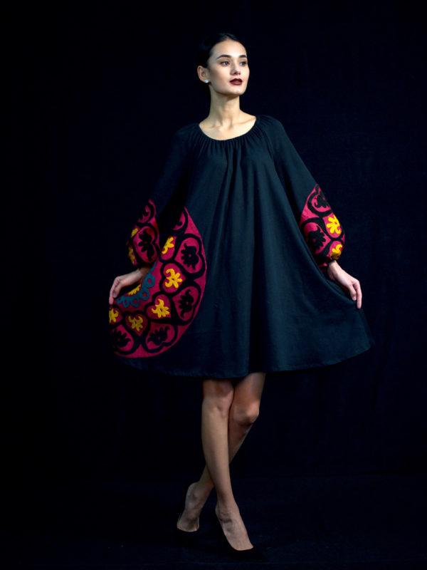 Suzani Dress