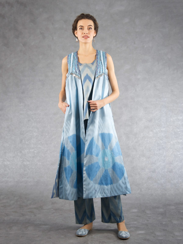 Decorated Vest