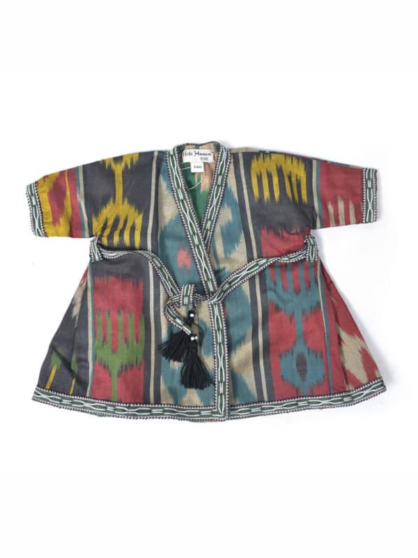 Infant Ikat Robe