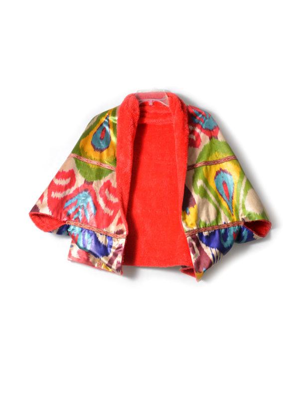 Warm Silk Bolero Shawl IK553