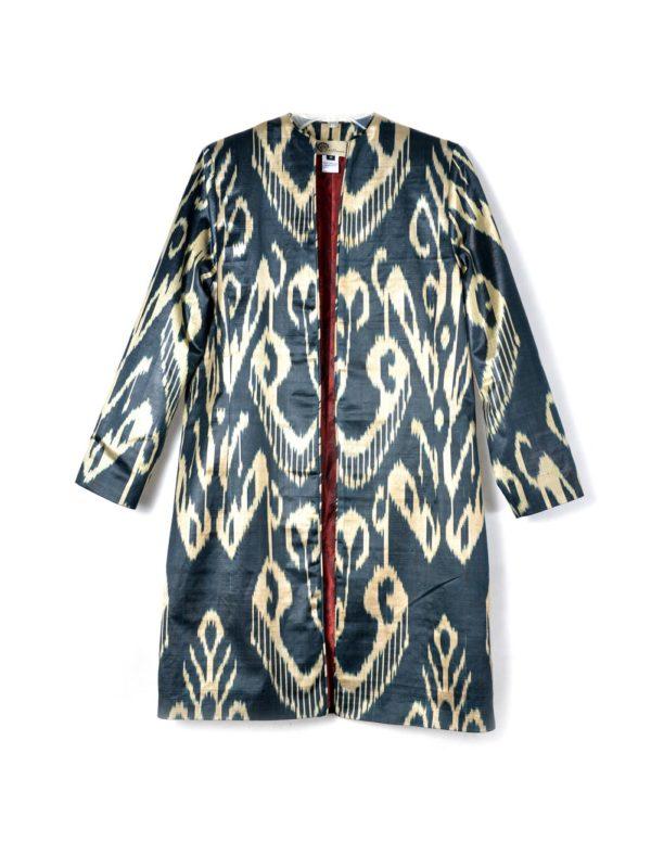 Classic Ikat Jacket IK550