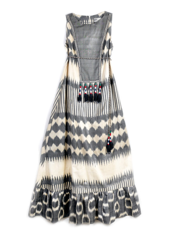 Marjona Dress with the Vest