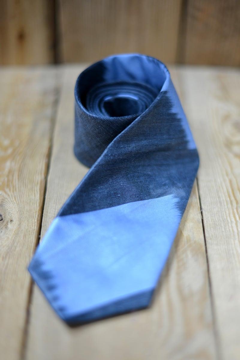 Silk Ikat Tie